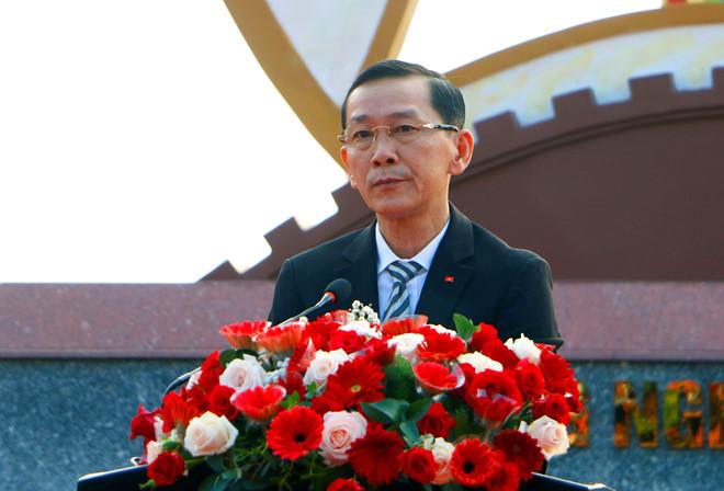 Chủ tịch UBND TP Cần Thơ Võ Thành Thống mong muốn có sự quan tâm của các nhà đầu tư tầm cỡ, hình thành các dự án chất lượng. Ảnh:Thanh Liêm.